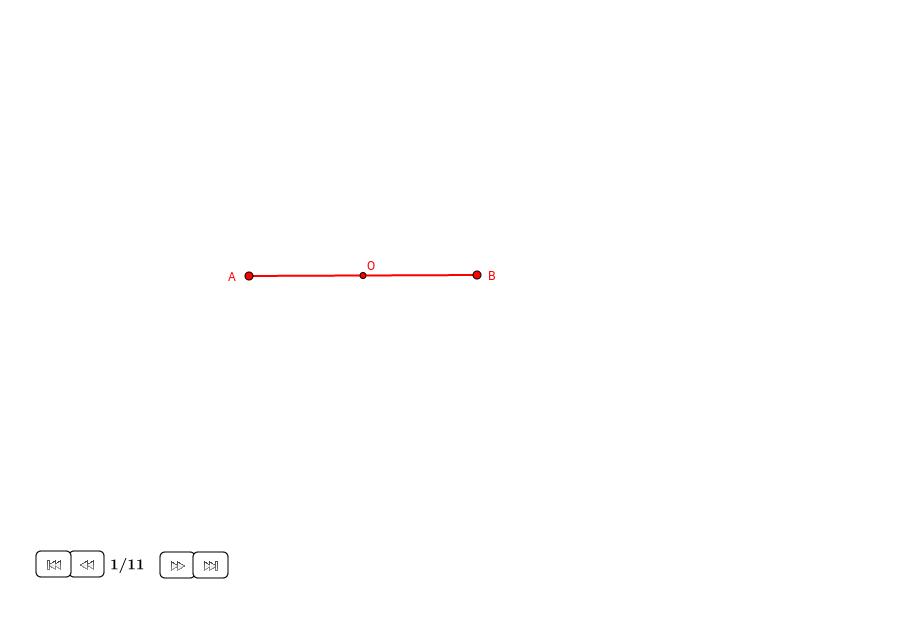 Cuadrado ortogonalmente construido sobre recta (II)