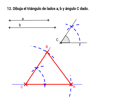 EPV3.03b.Triángulo dados dos lados y un ángulo.