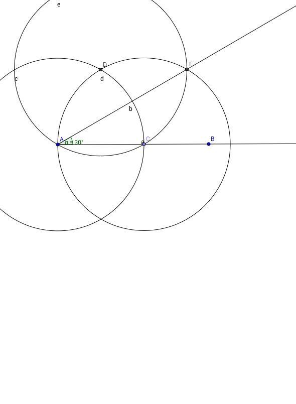 30 Degree Angle