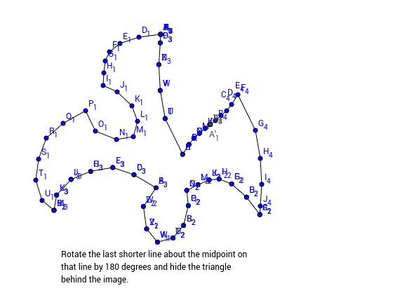 Rotational Tessellation Step 5