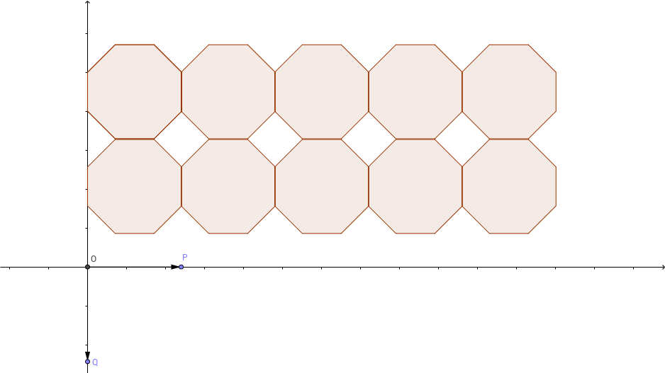 Vectors and Tessellation