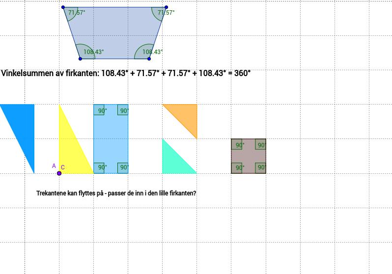 rigide trekanter