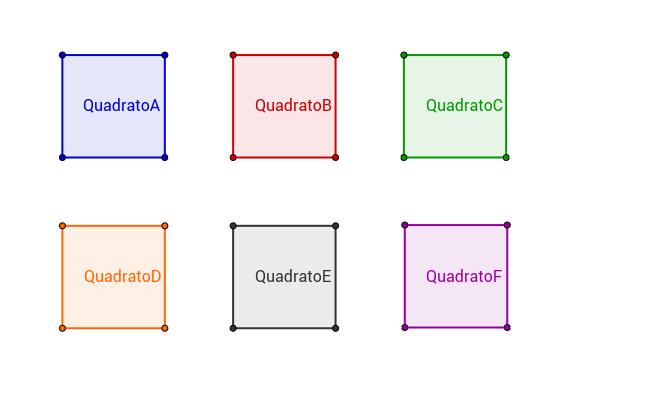 Quadrati, quadrati, quadrati ...