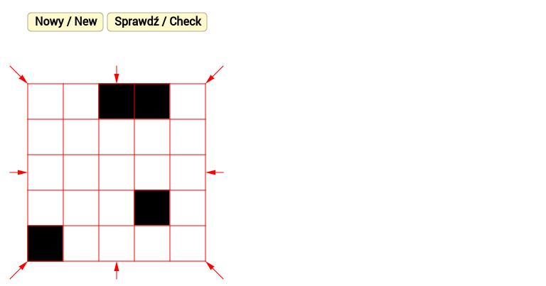 Symetryczny wzór 3 / Symmetrical pattern 3