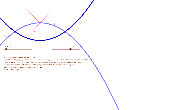mirascope - két sugármenet