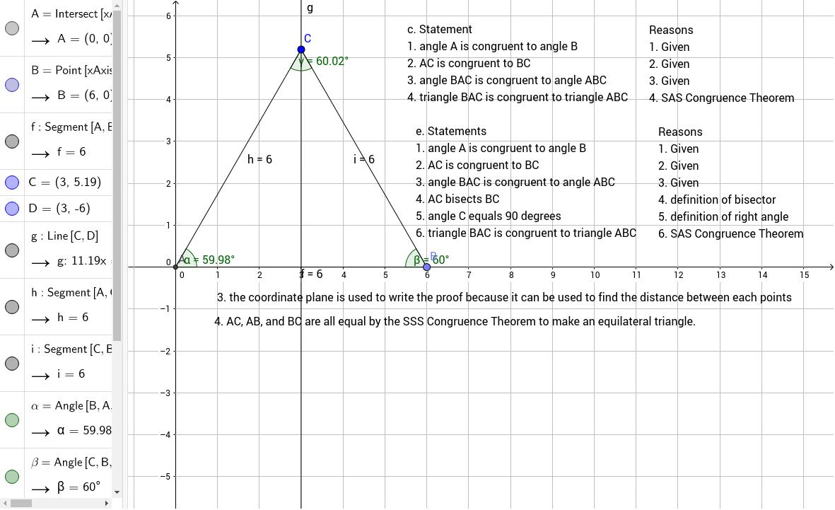 coordinate proof coordinate proofs 2 geogebra. Black Bedroom Furniture Sets. Home Design Ideas