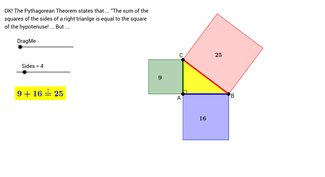 Pythagorean Polygons