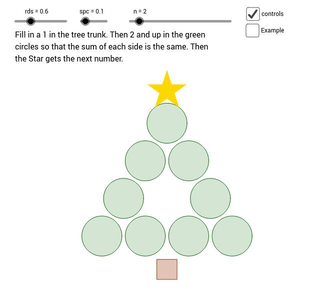 Holiday Tree Puzzle