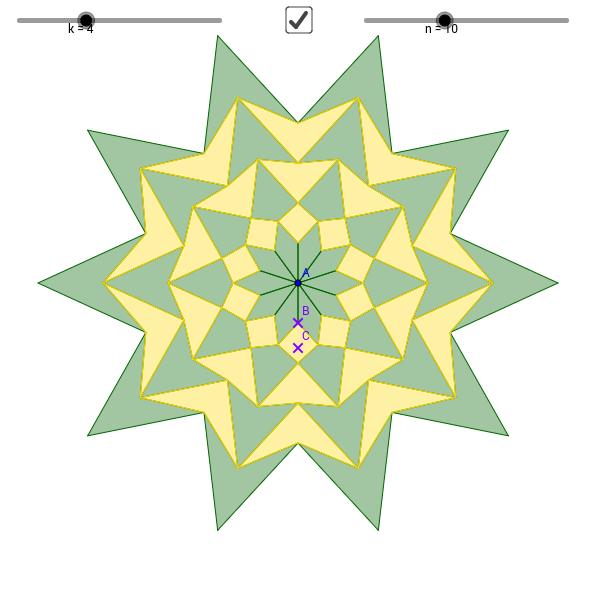 Dilation Stars