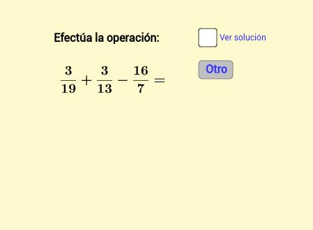 Copia de Operaciones con fracciones 2