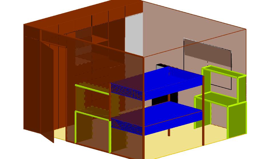 Modspar dormroom 2