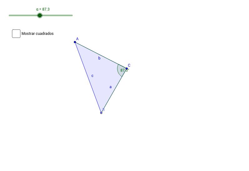 Los triángulos y sus ángulos