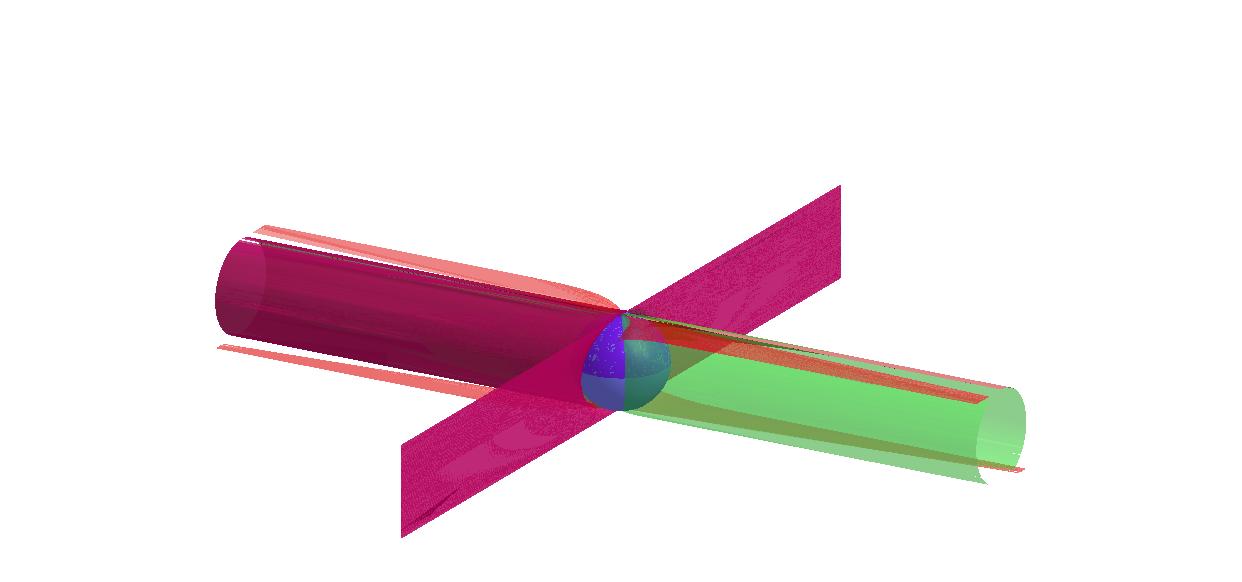 3D - sovrapposizione di superfici
