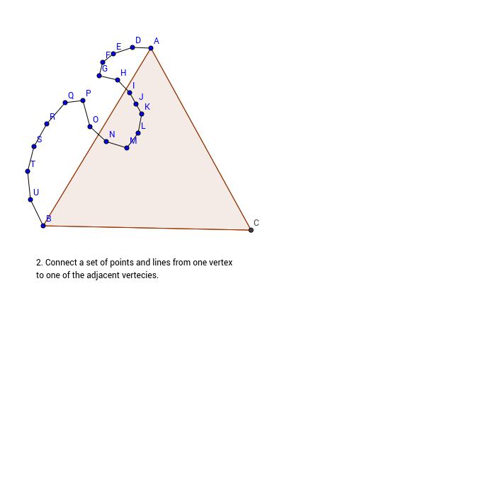 Rotational Tessellation Step 2