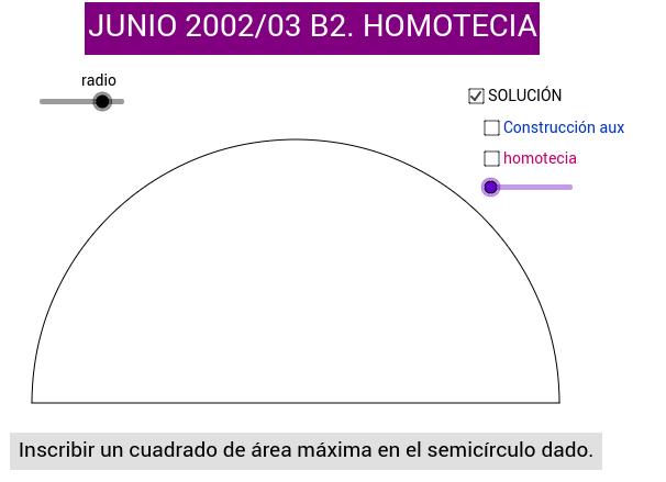 HOMOTECIA 4 (PAU 2002/03)