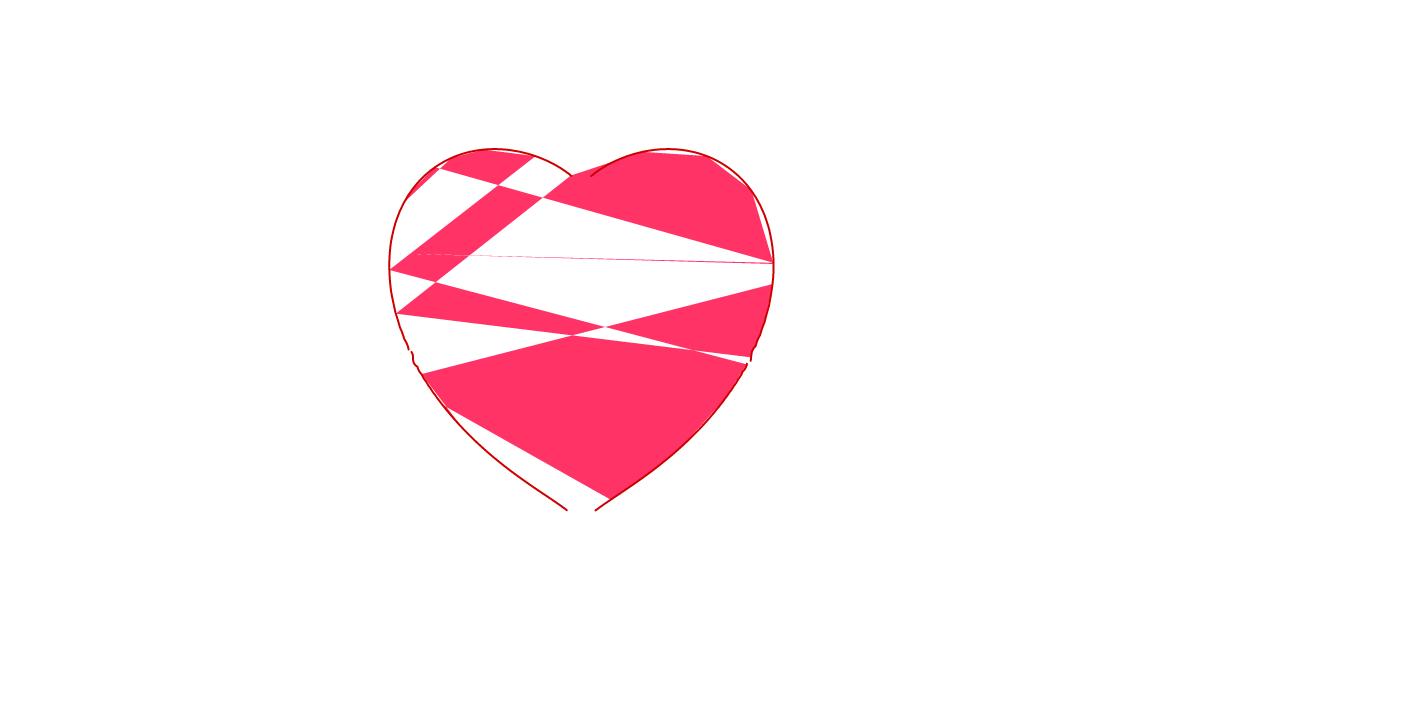 Heart curve