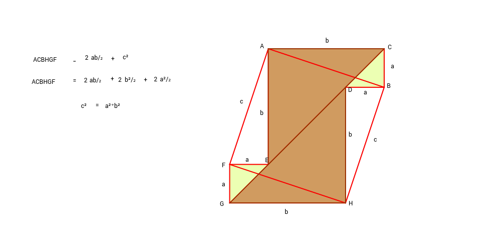 Pythagorean Theorem # 3