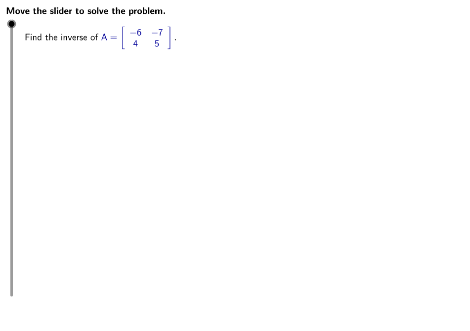UCSS Math II 3B.5.1 Example 3