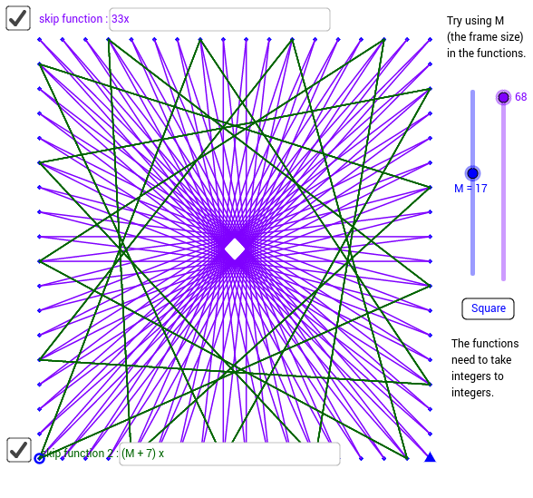 Square String Functions