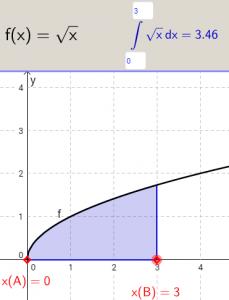 Határozott integrál 1.