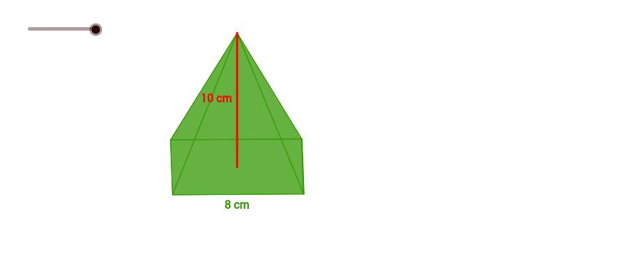 Visualització d'un problema geomètric