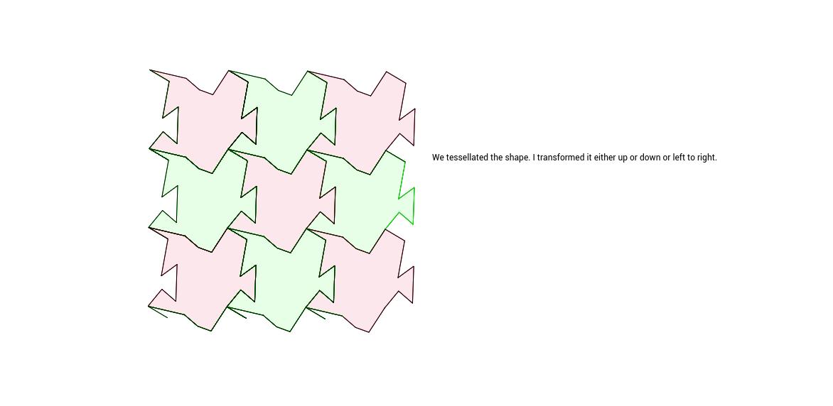 Tessellation Step 6