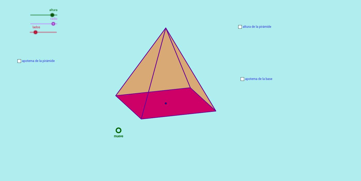 Pirámides 3D