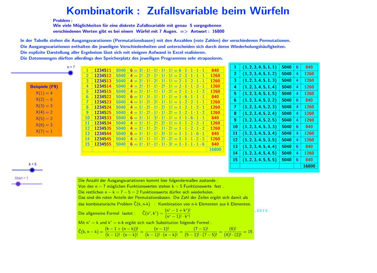 Großartig Permutation Und Kombination Arbeitsblatt Galerie - Super ...