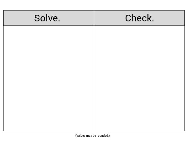 CCGPS CA 2.1.3 Example 1