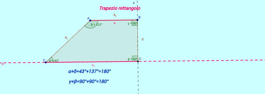 Trapezio rettangolo