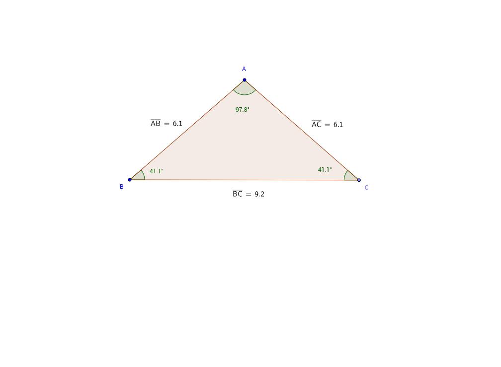 Isosceles Triangle