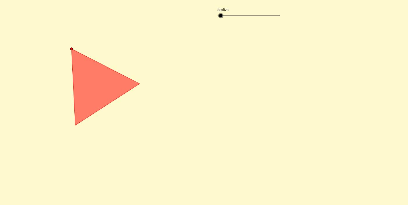 Sección áurea a partir de un triángulo rectángulo