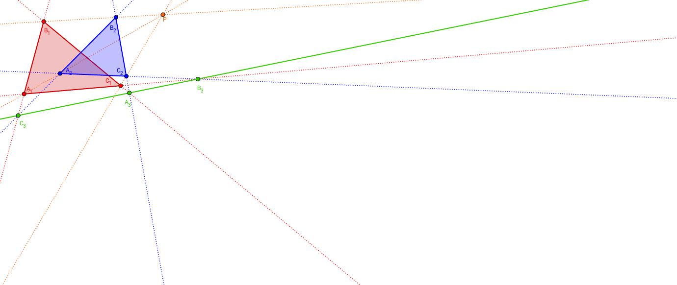 Teorema de Desargues