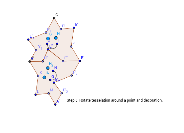 Tessellation #2 Part 5