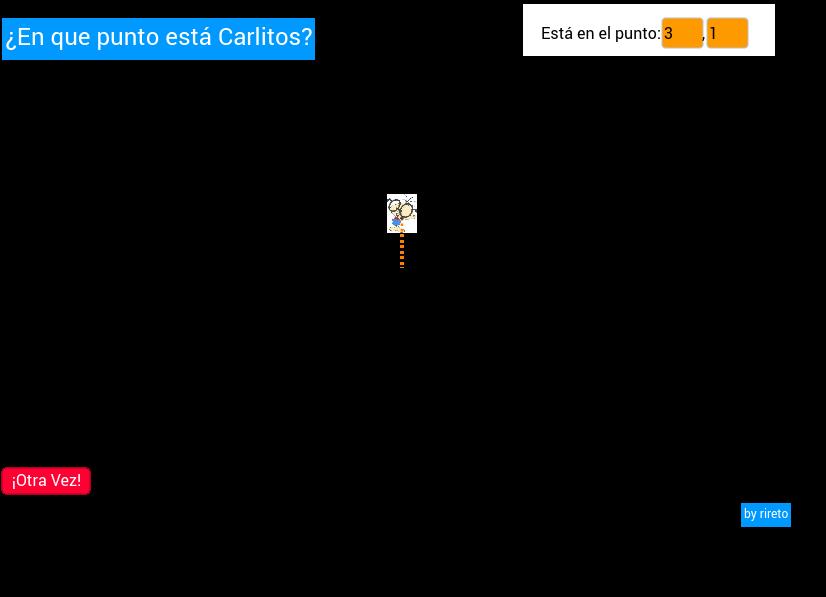 Dónde está Carlitos?