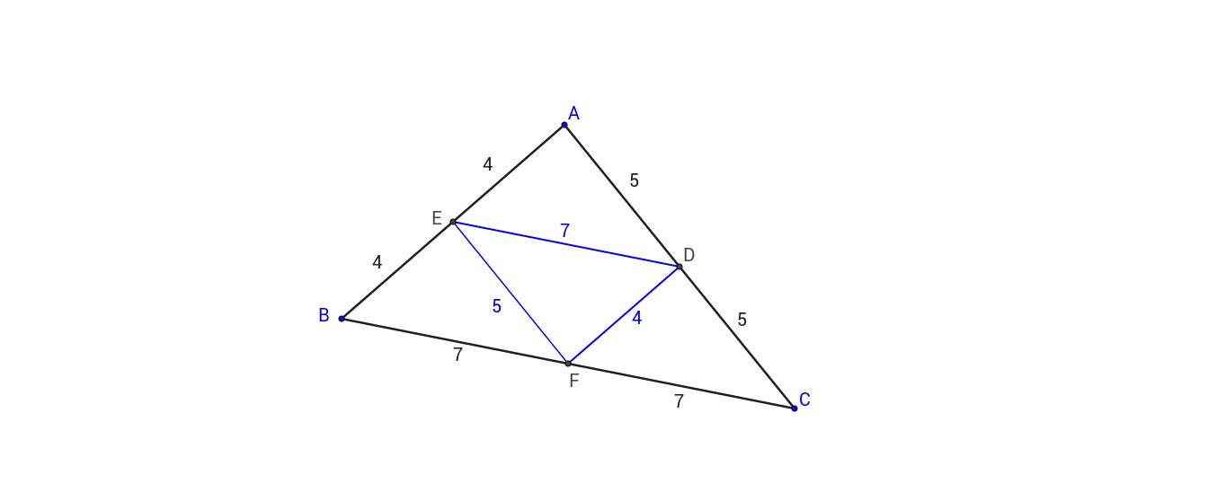 Triangle Midsegment Properties