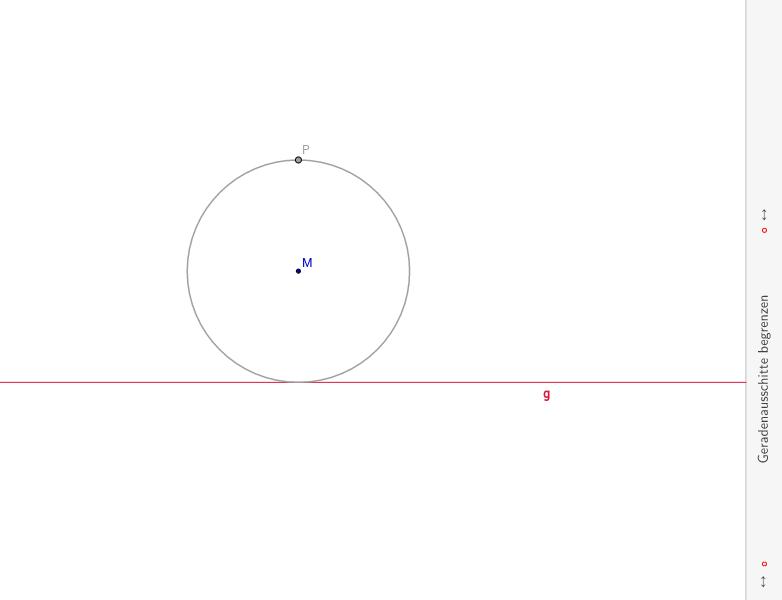 Schrägbilder von Kreisen konstruieren