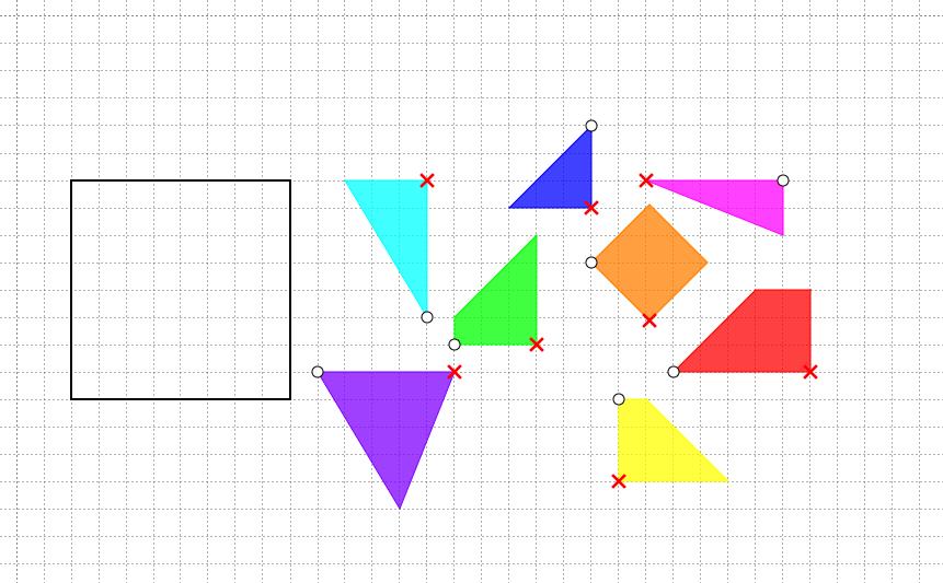 I nostri «tangram» (Divine)