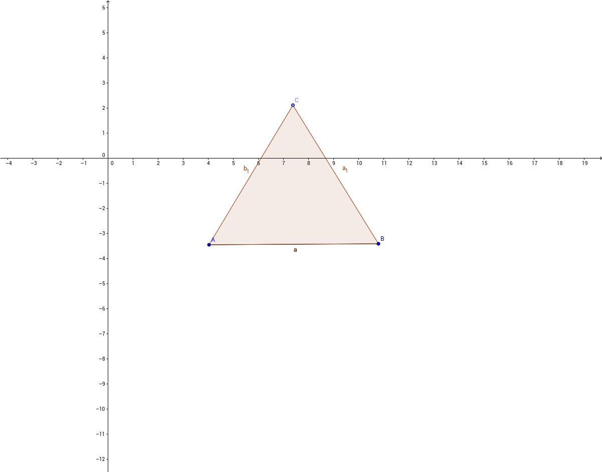 1.9 Isosceles triangle