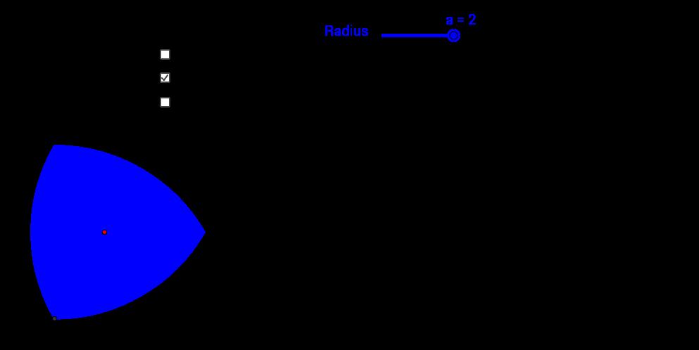 Mittelpunktskurve beim Abrollen eines regulären Gleichdicks