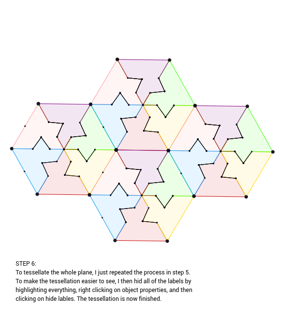 Tessellation 2: Step 6