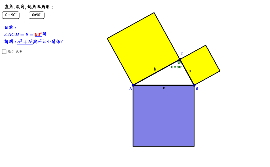 Pythagorean theorem(2)