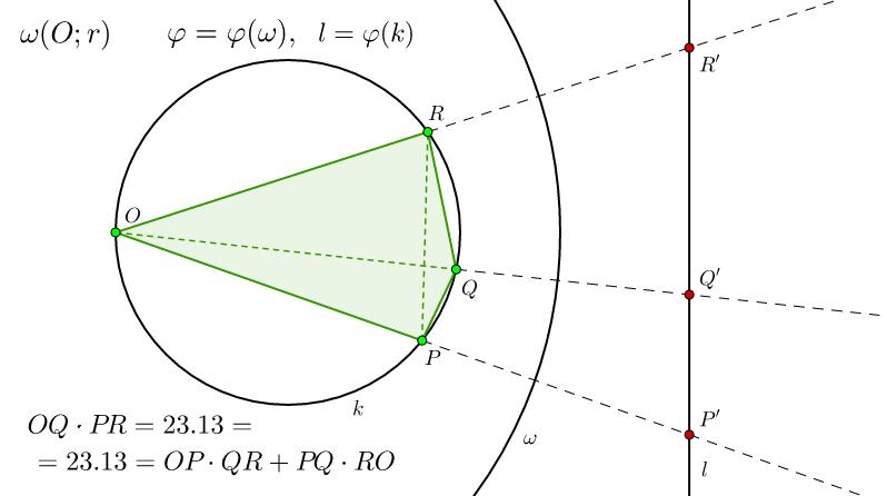 Теорема на Птолемей
