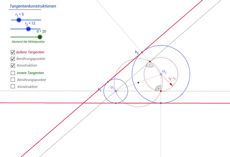 geometrie in der ebene geogebra. Black Bedroom Furniture Sets. Home Design Ideas