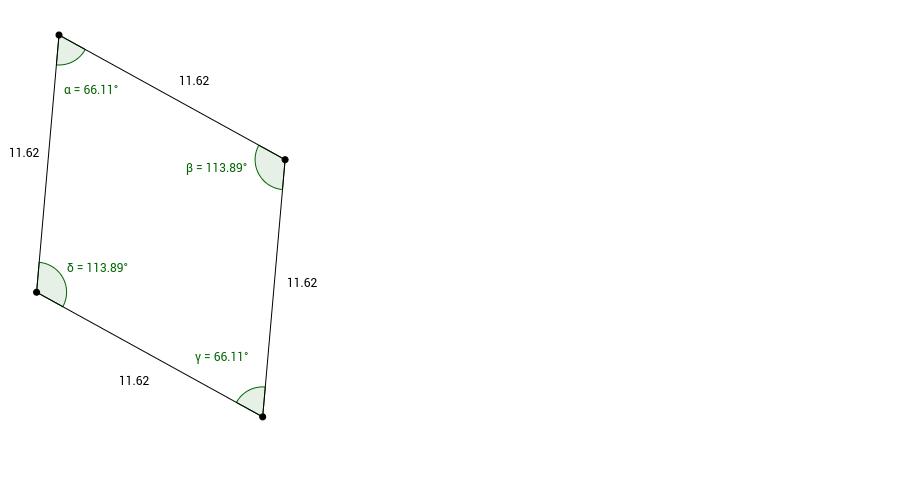 Rhombus Measures