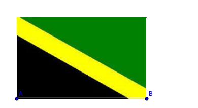 Bandera de Jamaica 2