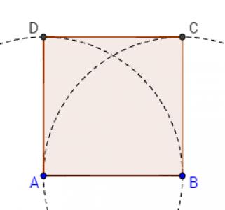 Meetkundige basisconstructies