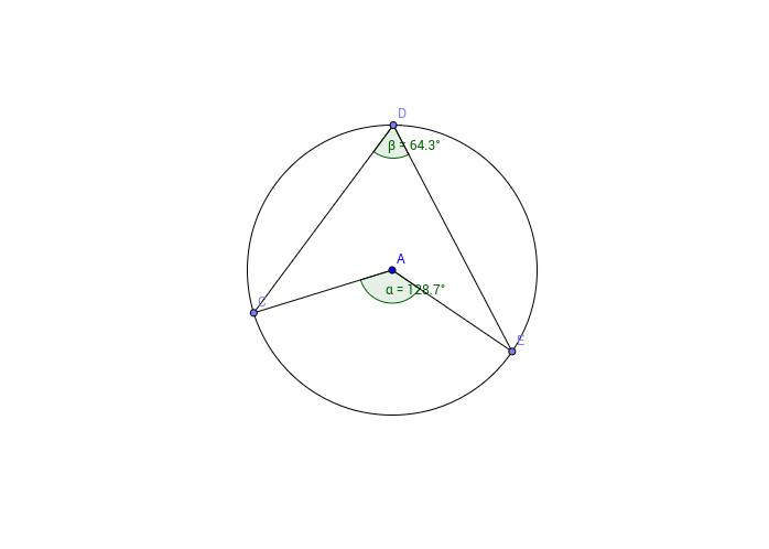 Circle Theorems 2; Star Trek