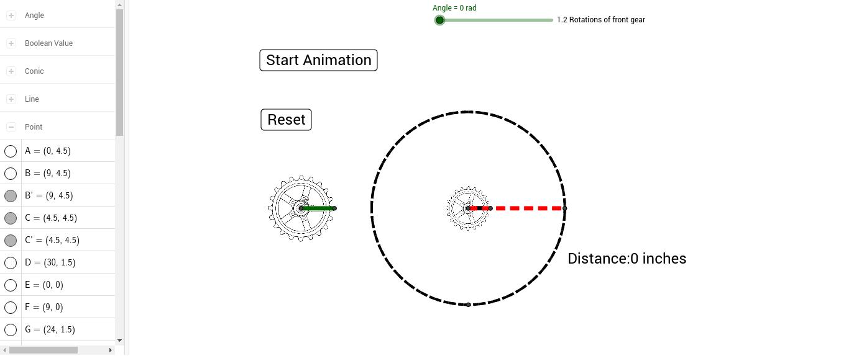 Bike Wheel Diagram Angular and Linear Velocity GeoGebra – Angular and Linear Velocity Worksheet