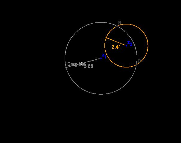Locus of points on the Argand Diagram GeoGebra – Locus Worksheet